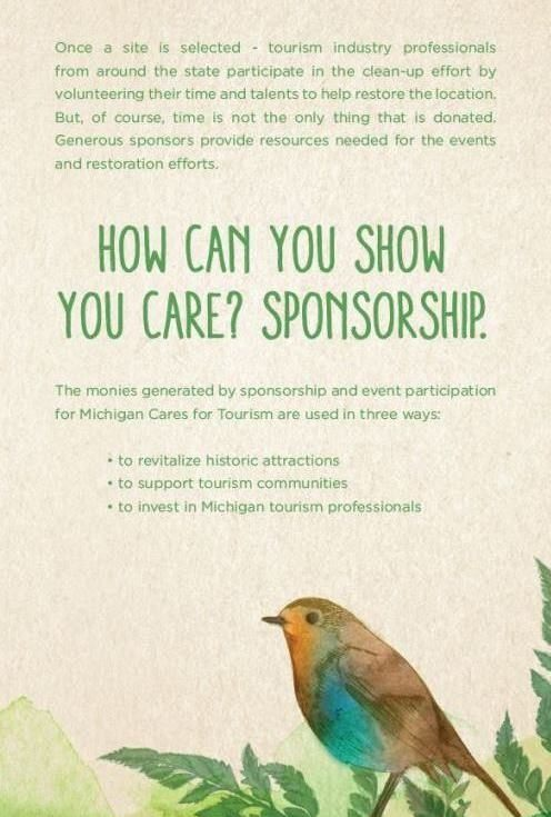 More about sponsorships